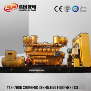 1200kw Jichaiのディーゼル機関を搭載する電力発電