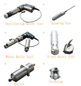 泡のアスベストスの泡のペーパーセリウムCNCの複合材料の切断装置の良質の工場価格のゴム製ガスケットの打抜き機