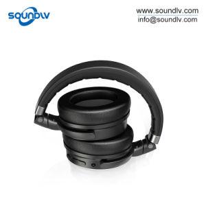 Активное шумоподавление Wireless Bluetooth стерео гарнитура USB цифровые наушники для диджеев