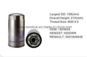 Iveco 2992242를 위한 최신 판매 연료유 공기 급수 여과기