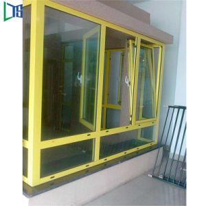 Eco-Friendly 알루미늄 이중 유리를 끼우는 강화 유리 그네 Windows