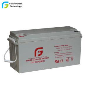 La sustitución 12V 150AH AGM de ciclo profundo de la batería de plomo-ácido