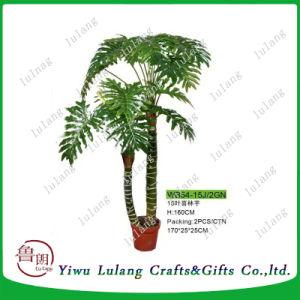 180cm de verdes árboles artificiales decorativas Tung-Tree Hotel Casa y jardín