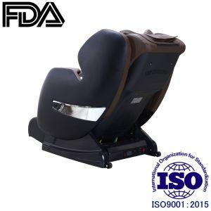 3D Silla de masaje de cuerpo completo con el rodillo de pie
