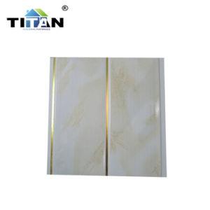 Panneau de panneaux décoratifs en PVC douche