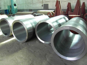 manicotto d'acciaio di alluminio del manicotto d'acciaio