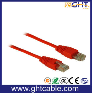 5m Al-Mg UTP Cat5 RJ45 Cable/Cable de conexi n