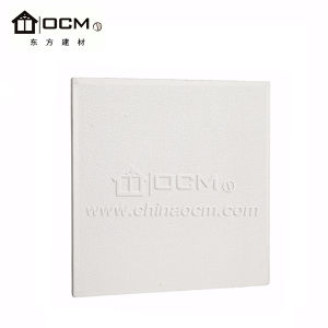 Prix bon marché des panneaux de plafond coupe-feu laminé PVC