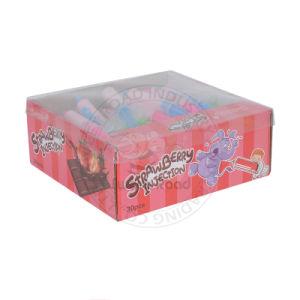 スポイトチョコレートいちごのフルーツの味の込み合いのゼリーキャンデーの菓子
