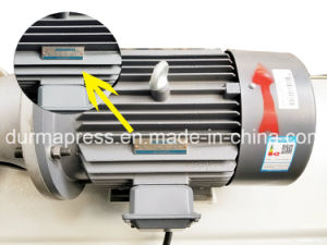Wc67K-100t 3200 Pressione o Freio Hidráulico Automático CNC Máquina de Dobragem com DA52S