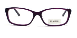 Frame van uitstekende kwaliteit van het Oogglas van het Aluminium van de Manier van het Product het In het groot Optische (FLA1760)