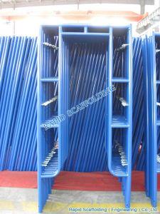 SGS Tutorial Metal H Tipos de sistema da estrutura de um andaime