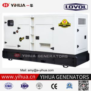 125kVA Diesel van de macht Geluiddichte Generator met Motor Lovol