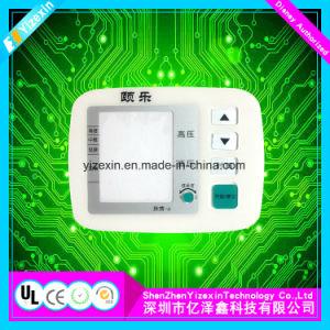 Мембранная клавиатура цифровой печати с помощью панели управления
