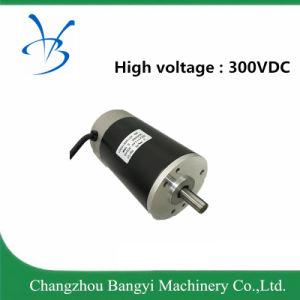 80zyt140 80mm 300 VDC 250W de alta velocidad de alta tensión de motor DC pulido