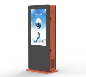 49-дюймовый высокой яркости для использования вне помещений, Digital Signage напольные добавить дисплей с Android системы