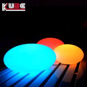 LED lámpara de mesa de luz mesa de regalos de Navidad Bola de plana