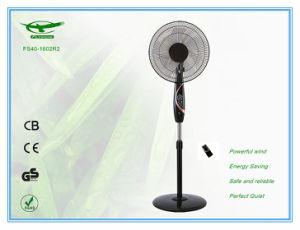 ABS物質的なリモート・コントロール扇風機の床のファン立場のファン