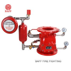 Válvula para Válvula de Alarme do Sistema de Sprinklers Automáticos de Incêndio