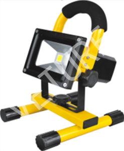 10Вт портативный светодиодный фонарь рабочего освещения аккумулятор портативного устройства Светодиодный прожектор