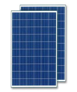 260W de polietileno de alta qualidade Módulo Solar PV fabricados na China