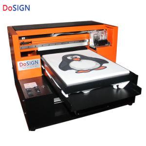 A3 A4 크기 기계를 인쇄하는 작은 아기 피복 t-셔츠