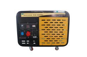 10kw Air-Cooled Ouvrir Générateur Diesel Groupe électrogène de puissance