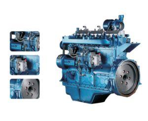발전기 세트를 위한 Dongfeng 6 실린더 81kw 디젤 엔진