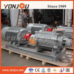 D Diesel centrifugas bomba de alta presión, bomba de agua multietapa horizontal