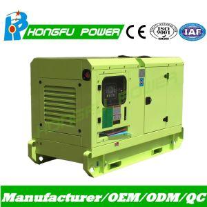 25kw Weichai silencieux 31kVA Groupe électrogène Diesel avec régulateur électrique