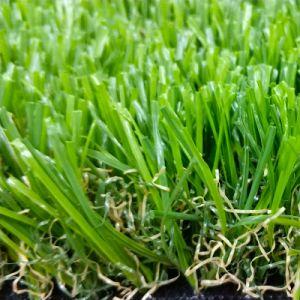 Abbellimento del tappeto erboso artificiale dello Synthetic del prato inglese del giardino dell'erba
