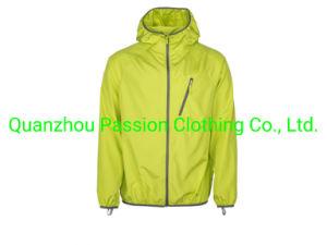 100%полиэстер легкий вес Ветровку Куртка на свежем воздухе