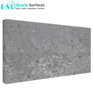 Ingeniería de losas de piedra de cuarzo con superficie de cuero y resistencia a la corrosión