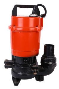 Carter du moteur en aluminium de la pompe d'eaux usées submersible