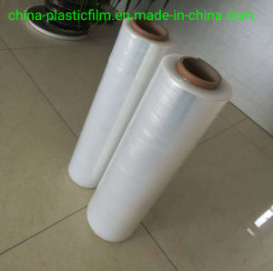 Película extensível/Película de Cintagem/filme plástico para acondicionamento