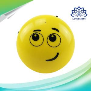 유일한 미소 스피커 MP3 음악 Bluetooth 무선 스피커 상자