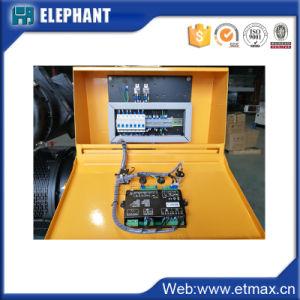 Refroidi par eau à haute vitesse 18klw 22kVA Groupe électrogène Diesel pour l'industrie
