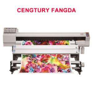 Stampante della tessile di ampio formato per stampa di sublimazione