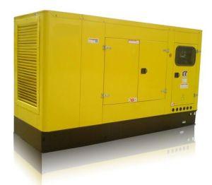 Faible bruit de dîner de 65dB 30kVA Groupe électrogène Diesel avec l'approbation de l'EPA