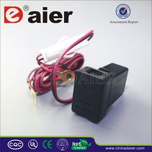 5V 3.1A Daier USB-кабель Разъем питания (DS2013-T)