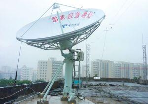 4,5 m C, Antena parabólica Rxtx Ku-Band