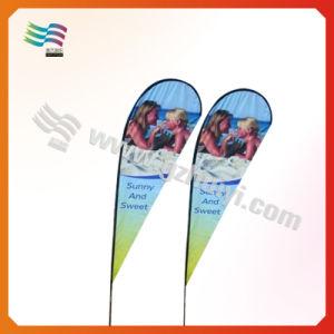 bandierine del manifesto di goccia della rottura stampate abitudine di formato di 5.6m per fare pubblicità