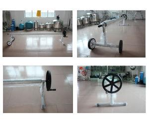 ステンレス鋼の調節可能なプールカバーローラー