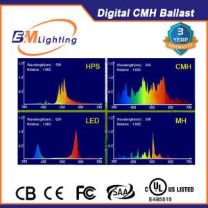 Sistema de hidroponía 630W CMH cultivar los Kits de iluminación para la siembra