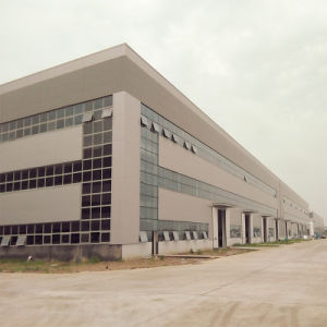 Structure en acier de bonne qualité industrielle bâtiment préfabriqué