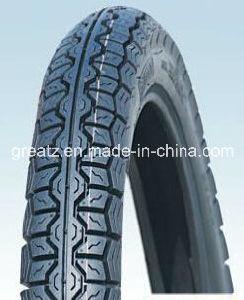 Motorrad-Gummireifen-China-Motorrad-schlauchloser Gummireifen 2.50-17
