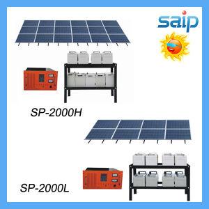 2000va Solar Energy Generator (SP-2000 Series)