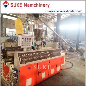 Panneau de plafond PVC Extrusion Ligne de Production (SJSZ51x105)