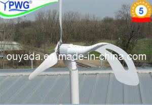 De Turbine van de Wind van de Energie van de wind 200W