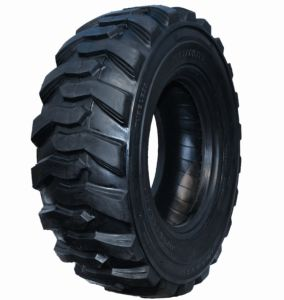 Skidsteer Reifen, Rotluchs-Gummireifen (10-16.5, 12-16.5)